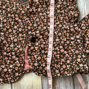 Mossimo Supply Co. Jackets & Coats - 💎5/$25💎 Mossimo flower Corduroy Blazer